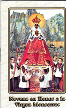 Novena en Honor a la Virgen Monserrat image 1