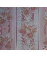 3 LOTS Clarence House English Floral Stripe Handprinted - $120.00