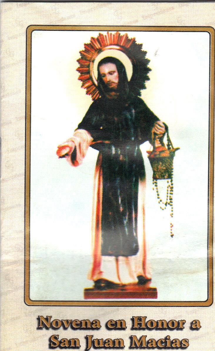 Novena en honor a san juan macias 330 20jpg