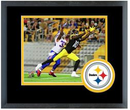 Martavis Bryant 2014 Pittsburgh Steelers - 11 x 14 Team Logo Matted/Framed Photo - $42.95
