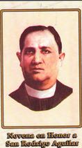 Novena en Honor a San Rodrigo Aguilar - L330.0023 image 1