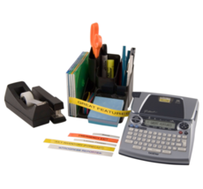 Brother P-Touch PT-1880C Deluxe Home & Office Labeler - $27.99