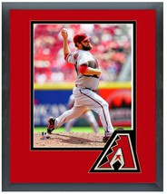 Wade Miley 2014 Arizona Diamondbacks - 11 x 14 Team Logo Matted/Framed Photo - $42.95