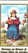 Novena en honor al Santo Nino de Atocha