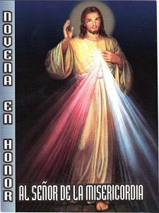 Novena en honor al senor de la misericordia 330 30   x