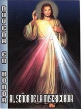 Novena en Honor al Senor de la Misericordia - L330.0030