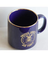 Cobalt Blue Air Force Coffee Mug  -Show your AF... - $3.49