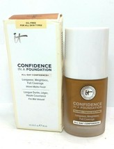 IT Cosmetics Confidence in a Foundation - RICH NATURAL #425 full size 1 oz NIB - $11.86