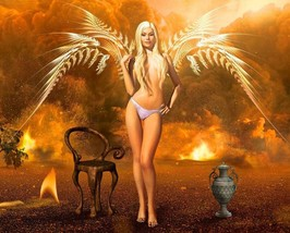 FIRE FAIRY SUMMONING SPELL! SEXUAL COMPANIONSHIP! FEEL HER HEAT! INTENSE! EROTIC - $89.99