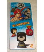 NZ Issue DC Justice League 16x Minifigures + Album Batman Joker Superman... - $58.04
