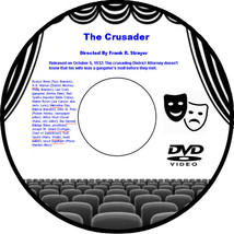 The Crusader 1932 DVD Movie Drama Evelyn Brent HB Warner Lew Cody Ned Sp... - $3.99