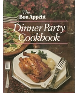 The Bon Appetit Dinner Party Cookbook (Unabridged) by Bon Appetit Magazine - $3.99