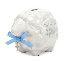 Boys Lamb Bank With Scripture from BrownLow Gifts - $4.70