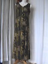 Scarlett Printed Long Summer Dress Size 8 - $18.00