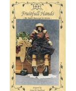 """Fruitful Hands Pattern-22"""" Primitive Raggedy Andy Doll - $7.66"""