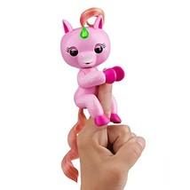 Fingerlings Light Up Unicorn - Jojo Pink - Friendly Interactive Toy by W... - $18.49