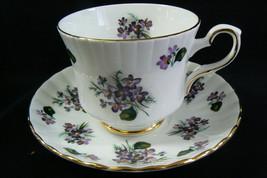 Royal Standard Tea Cup & Saucer Set Floral  Pattern Fine bone china England - $27.72