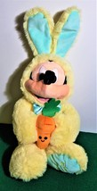"""Easter Mickey Mouse in  Bunny Suite Plush 18""""  Disney 2019 - $19.00"""