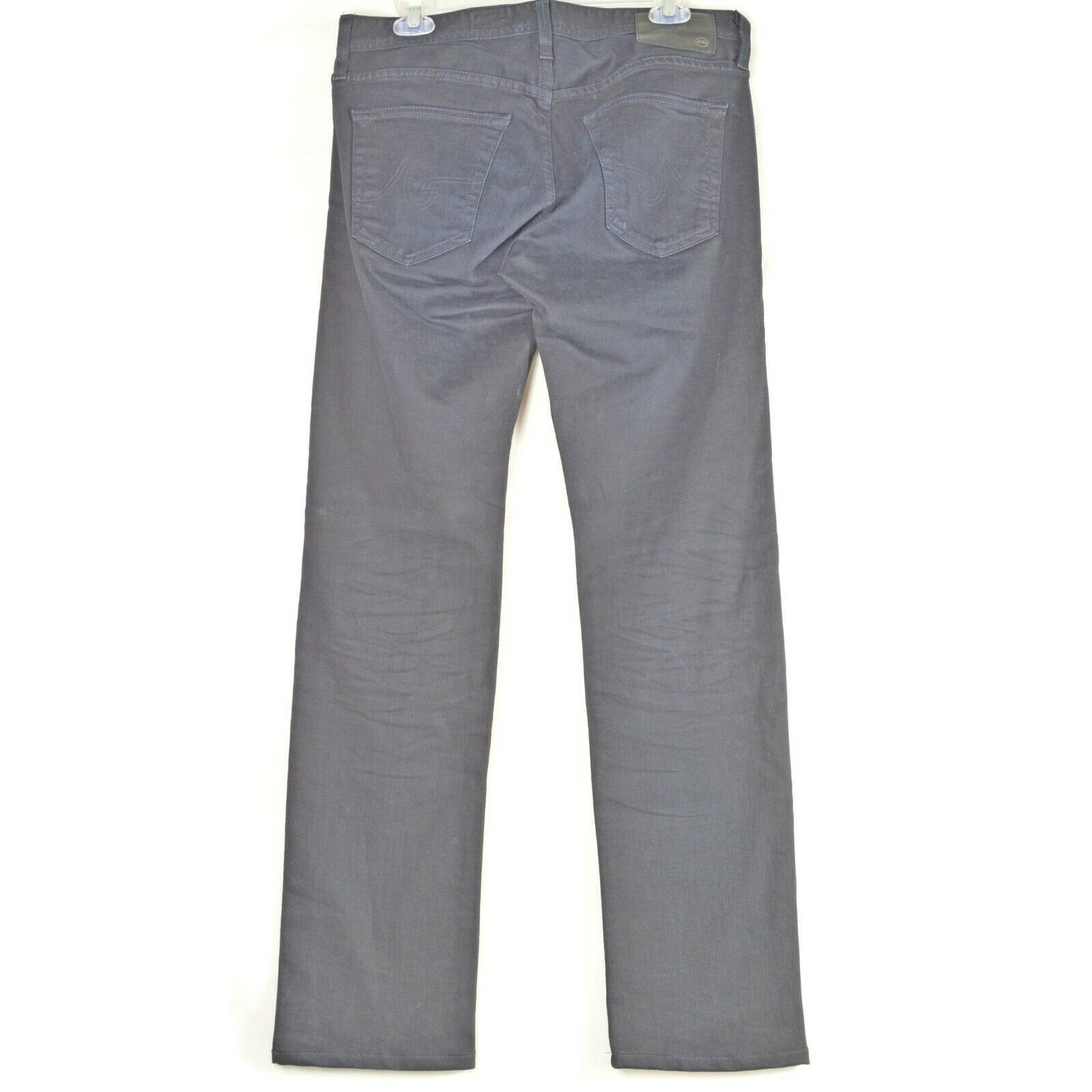 AG Adriano Goldschmied jeans 30 x 34 men Matchbox dark Slim Straight tall unique image 2