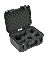 SKB iSeries Injection Molded Waterproof Case I for DSLR Cameras and Accessories - $94.05