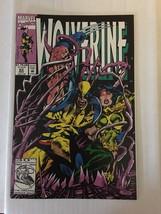 Wolverine #63 Marvel Comic Book 1992 NM Condition X-Men 1ST Print - $2.69