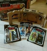 Star Wars Jabba's Palace Adventure Set Vintage Collection PLUS Luke Skyw... - $49.99