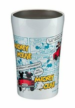 Disney Double Stainless Tumbler 200ml Mickey & Minnie Drive Limited Japan - $41.13