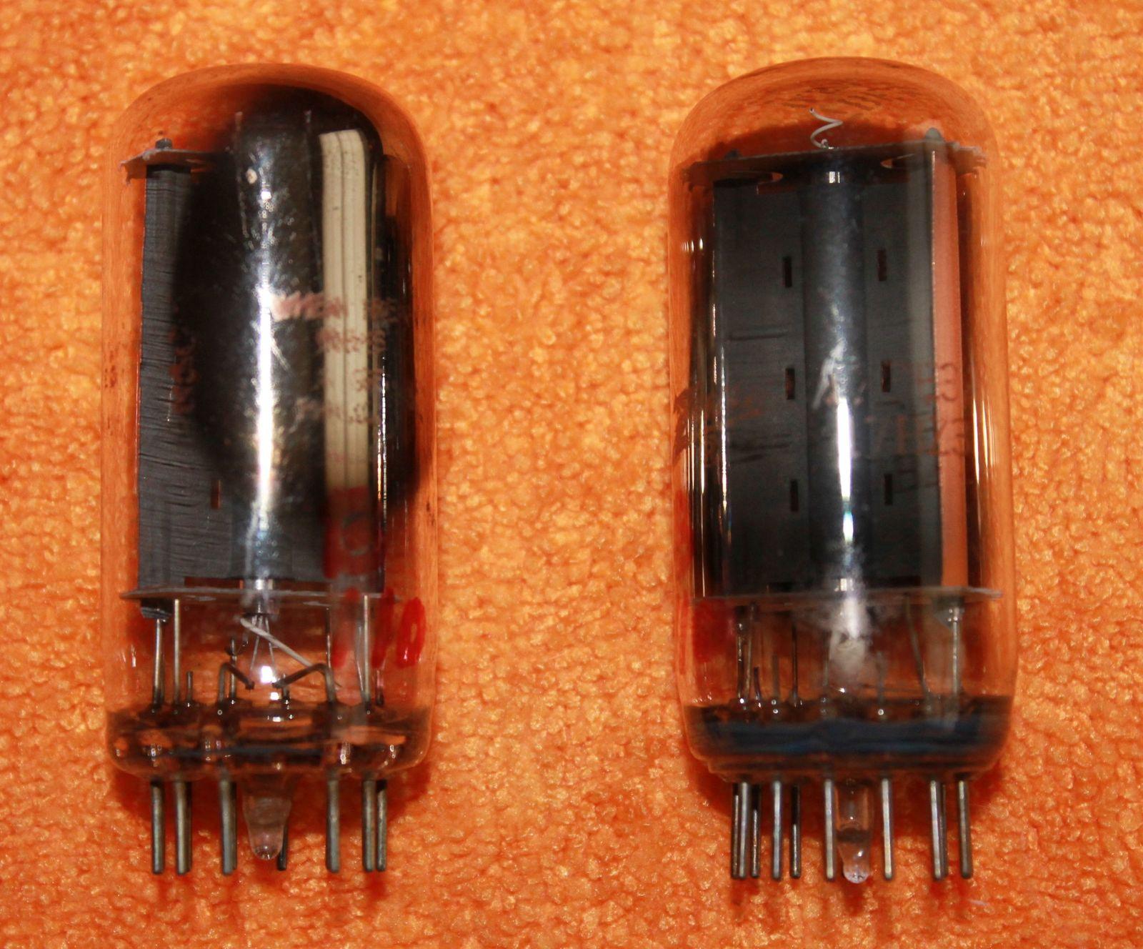 Vintage Radio Vacuum Tube (one): 17BE3 - Tested Good