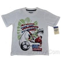 NWT Oshkosh B'Gosh Soccer Super Striker Goal T-Shirt 5T - $12.99