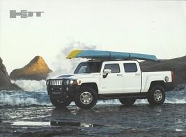 2009 HUMMER H3T sales brochure catalog 09 US SUV Pickup Truck FINAL - $12.00