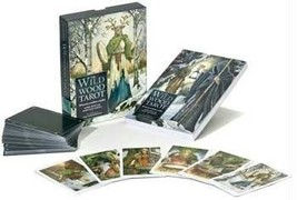 Azure Green DWILTAR Wild Wood Tarot - $25.70