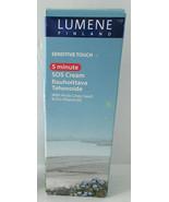 2X Lumene SOS Cream Sensitive Touch 5 Minute  1.7oz - $12.86