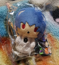 Loot Anime Crate Exclusive Evangelion Rei Micro Macro Mini Plush - $9.88