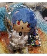 Loot Anime Crate Exclusive Evangelion Rei Micro Macro Mini Plush - $9.88
