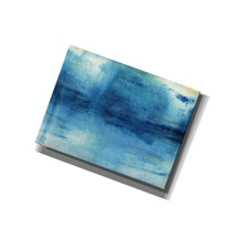 """Wash Away By Linda Woods Canvas Wall Art, 26"""" X 40"""", Blue - $190.99"""