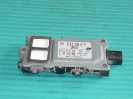 2002 MERCEDES S55 BOSCH AIR POLLUTION MODULE 2118300472