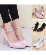 2019 Women's Pumps New Fashion Spring Summer Shoes High Heels Sexy Point... - $20.19+