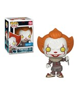 NEW SEALED Funko Pop Figure It Pennywise w/ Blade Walmart Exclusive - $13.99