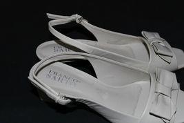 Franco Sarto Legacy Mujer Tacones Zapatos con Empeine de Piel Beis Talla 6M image 5