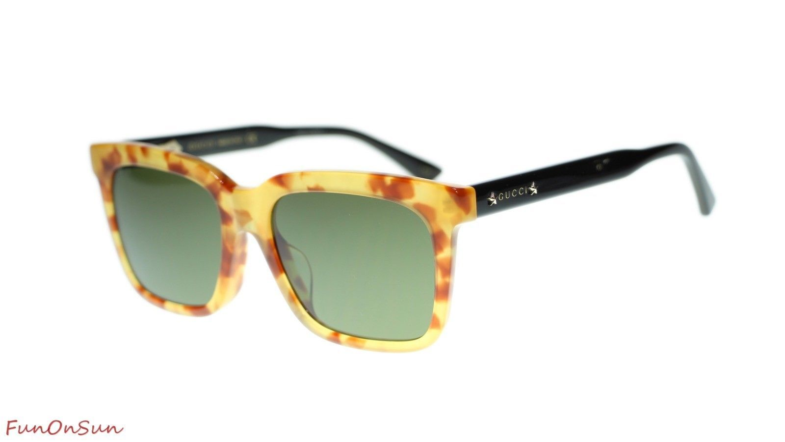 bcebdb1d6f6 NEW Gucci Men s Sunglasses GG0267SA 005 and 47 similar items. 10