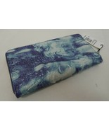 NWT Brahmin Skyler Leather Large Travel Wallet in Prowl Ombre Melbourne - $169.00
