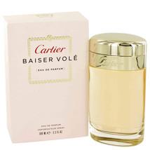 Cartier Baiser Vole Perfume 3.4 Oz Eau De Parfum Spray image 2