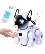 Dog Remote Control Smart Dog Electronic Robot Singing Dancing Touch Indu... - $32.99