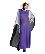 Evil Queen Deluxe Officially Licensed Disney Costume Fits to Woman's Siz... - $75.93 CAD