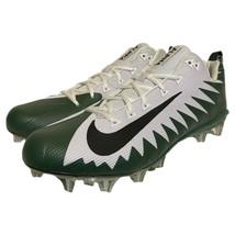Nike Alpha Menace Pro Low TD Prf Football Cleats White Green AJ6606-104 ... - $49.49