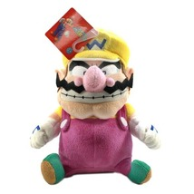 Nintendo Super Mario Brothers: Wario 9 Inch Tall Plush Brand NEW! - $19.99