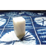 New Traditional Blank Chinese Stone Carved Chop Stamp for beginners - $6.93