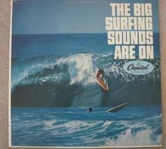 Big Surfing Sounds Are On Capitol PRO2658 Mono RARE Promo Beach Boys Dick Dale image 1