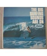 Big Surfing Sounds Are On Capitol PRO2658 Mono RARE Promo Beach Boys Dic... - $249.99