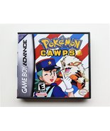 "Pokemon CAWPS aka ""COPS"" Game / Case - Gameboy Advance (GBA) USA Seller - $13.99+"